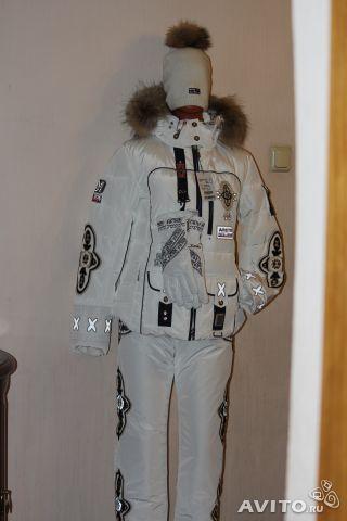 Богнер горнолыжные костюмы женские