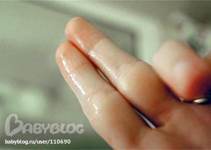 Водянистая жидкая сперма