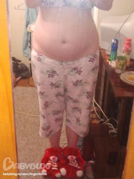 Живот на 16 неделе беременности фото у полных