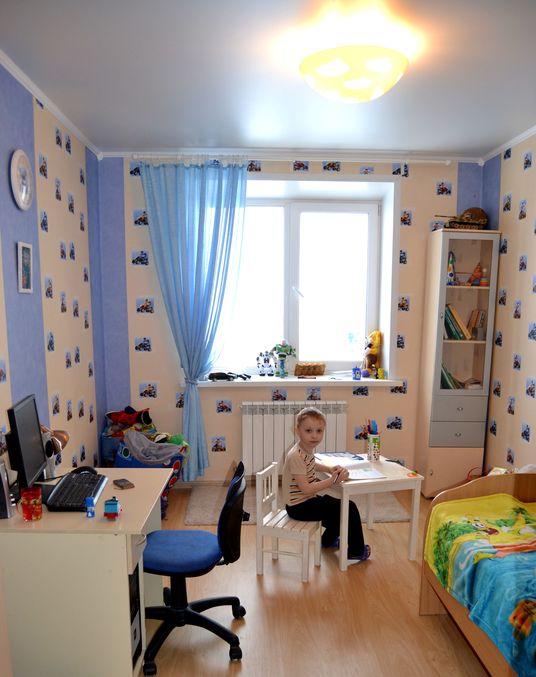 Дизайн детской комнаты бюджетный вариант