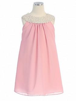 Вязание крючком платье солнце 39