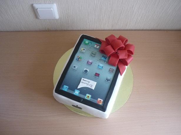 Торт планшет фото