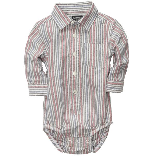 Боди рубашка 9