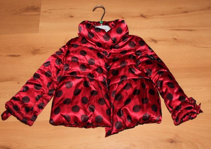 Куртки-пальто-плащи MONNALISA, Burberry, Catimini р.92-104