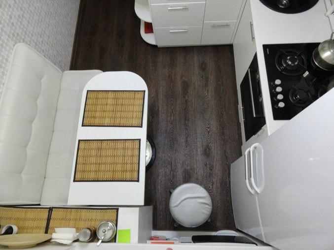 Фото кухни 5м