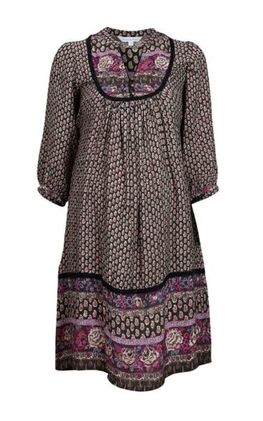 платье для беременной с рисунком пейсли огурцы