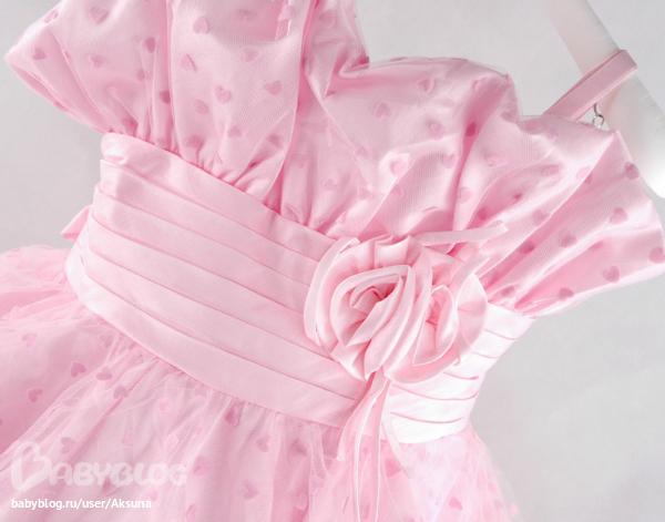 Нарядные платья. И не только))