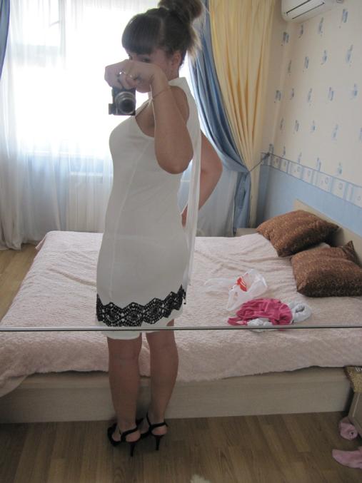 Фото стринги под платье фото 37-597