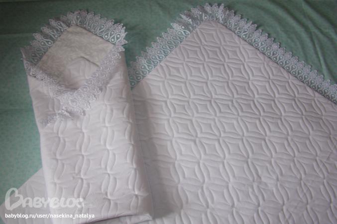 Летнее одеяло на выписку своими руками сшить 46