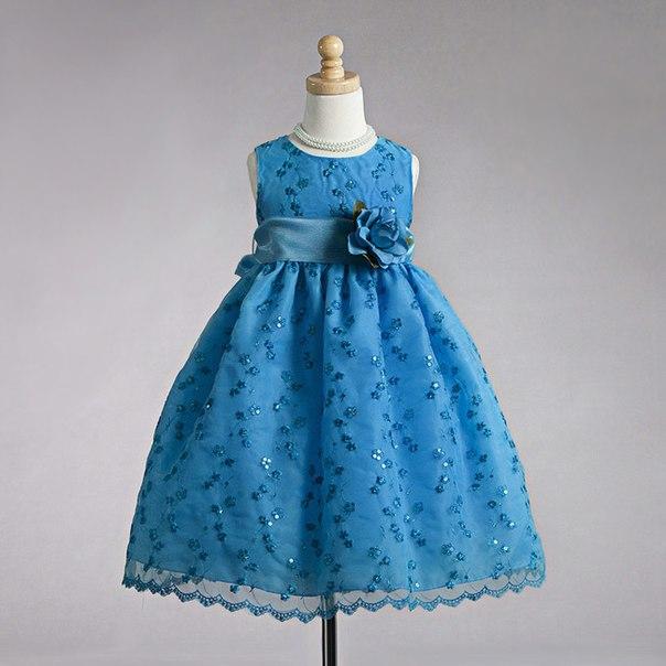 Как украсить платье детское фото