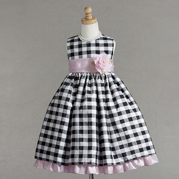 Классические детские платья
