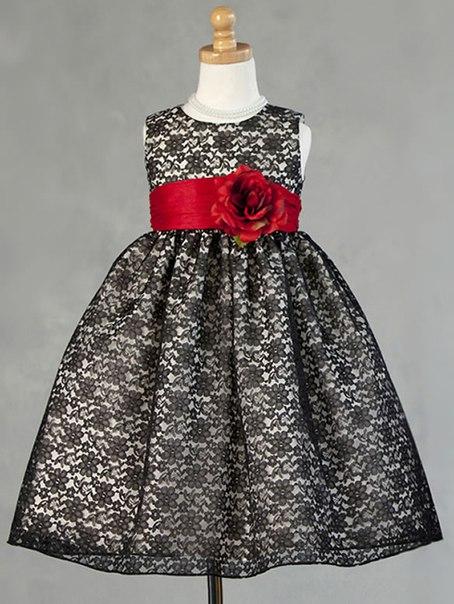 Пояс для детского платья