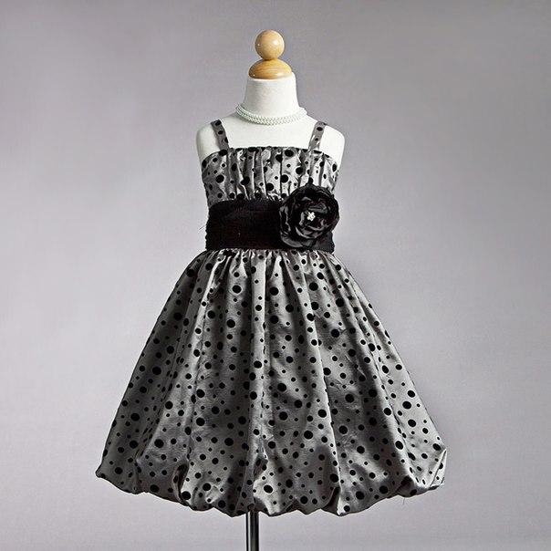 bda4287f474 Красивое платье цвета