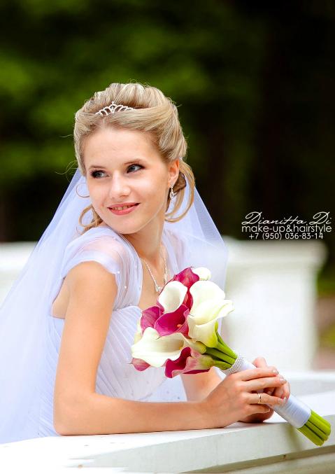 свадебные прически эконом санкт-петербург