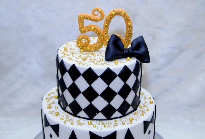 Торт для мужчины на юбилей