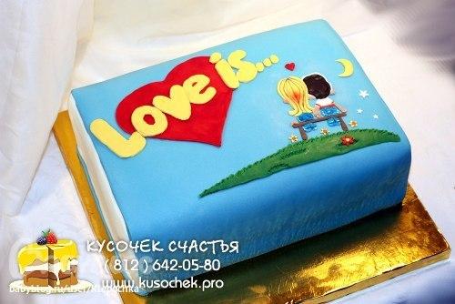 мастики love торт is фото из