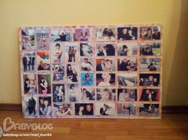 Подарки из фото (фотографий) 98