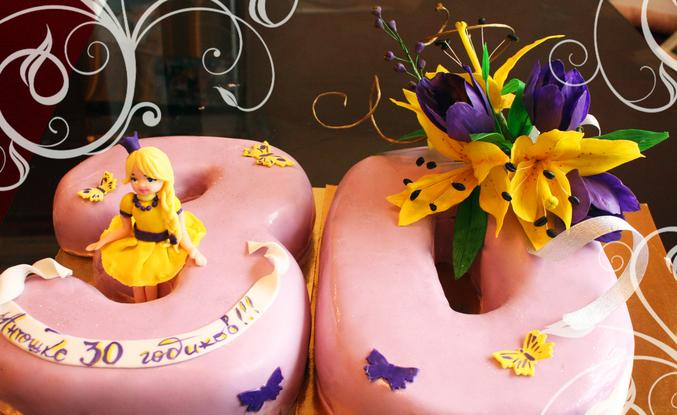 Торт творожно-сметанный с желатином фото 11