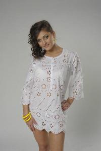 Блузка Из Парео Фото