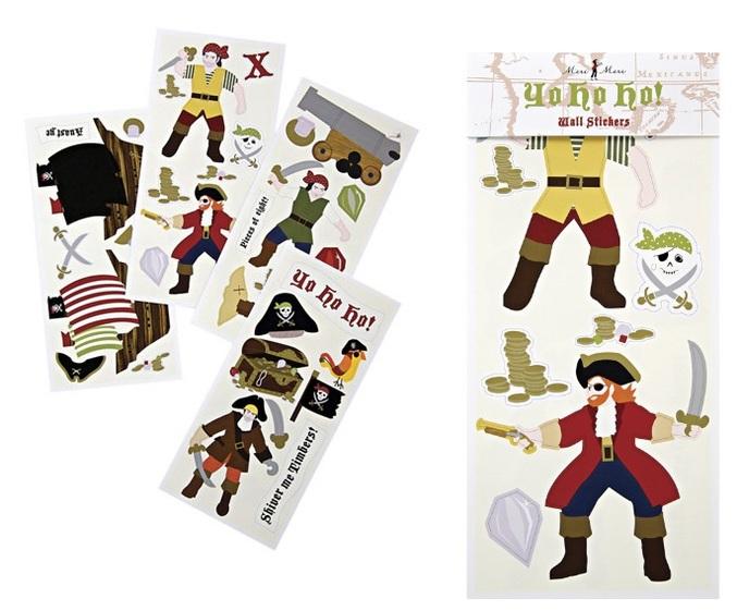 Сценарий для нового года пираты