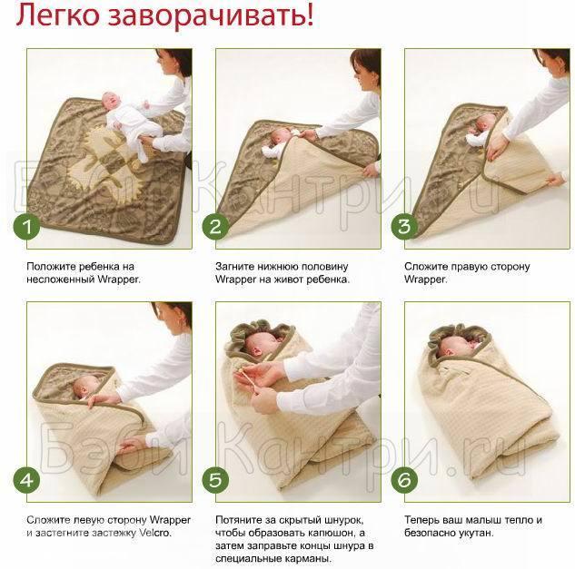 Одеяло конверт своими руками выкройки