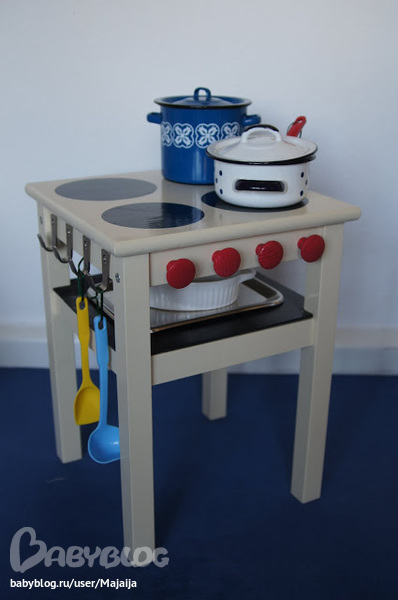 Мастер-класс по созданию детской кухни. Далее мнооого фото) 43