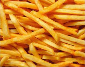 картошка фри в духовке без масла рецепт с фото