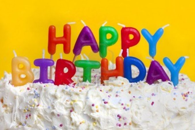 Американское поздравление с днем рождения 5