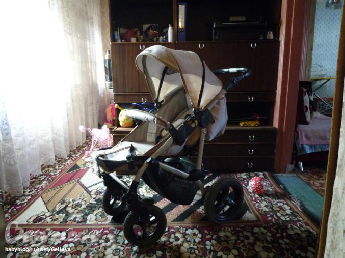 коляска магеллан фото