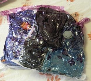 Вакуумные пакеты для хранения вещей в фикс прайс