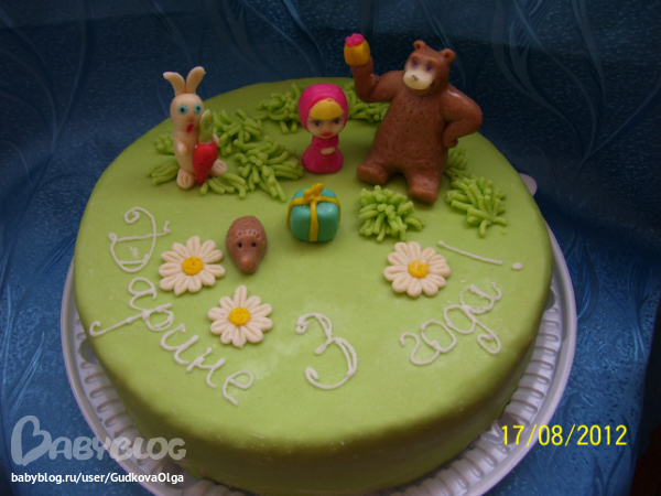 фото торт в пензе