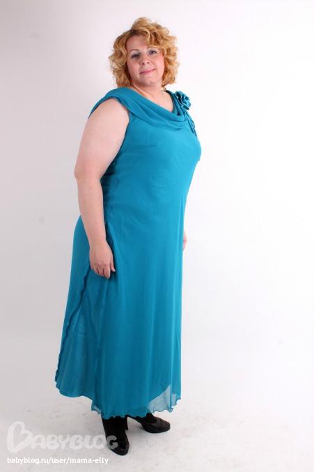 недорогие вечерние платья для полных девушек