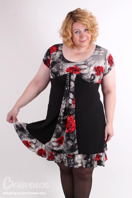 вяжет великолепные платья