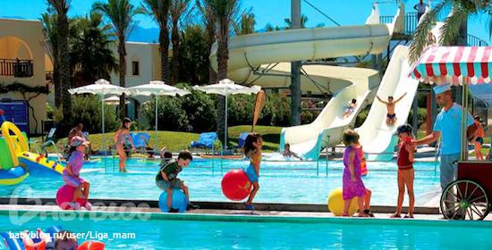 Лучших отелей и гостиниц для отдыха с детьми в