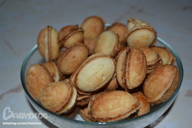Печенье шоколадное со сгущенкой рецепт 104