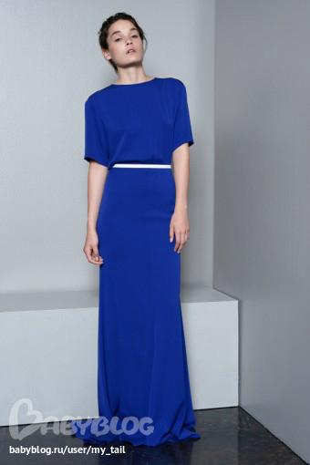Вечернее платье александр терехов