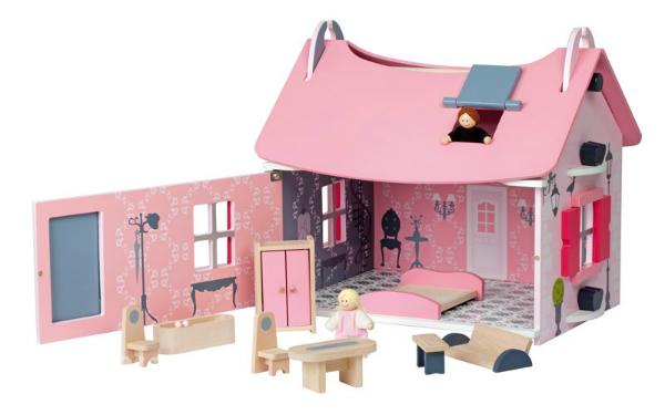 Портал солнышко кукольный домик своими руками