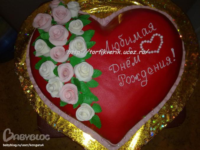 Фото торты щелково