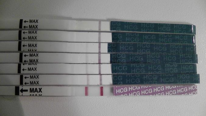 На 14 дпо тест покажет беременность - 999