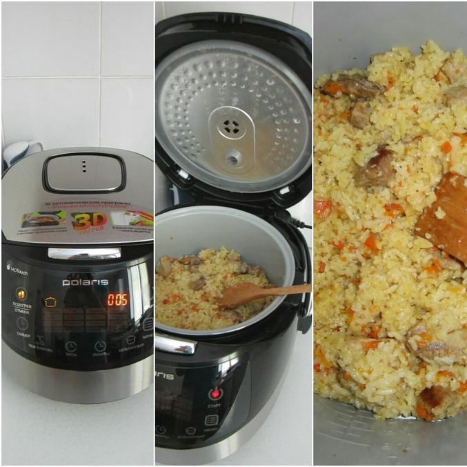Рецепты блюд в мультиварке поларис 0517 рецепты с фото