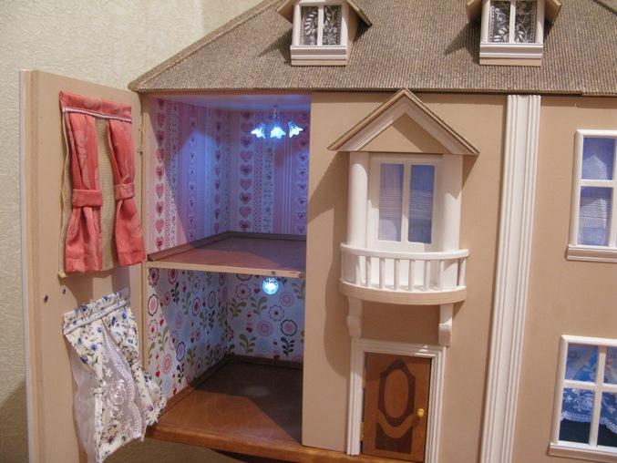 Дизайн кукольного дома своими руками
