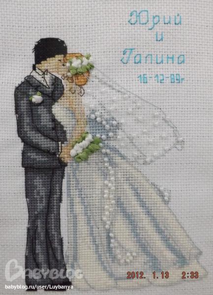 Свадебная метрика