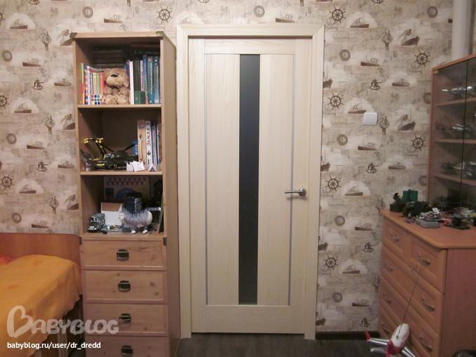 Светлые двери светлый пол фото