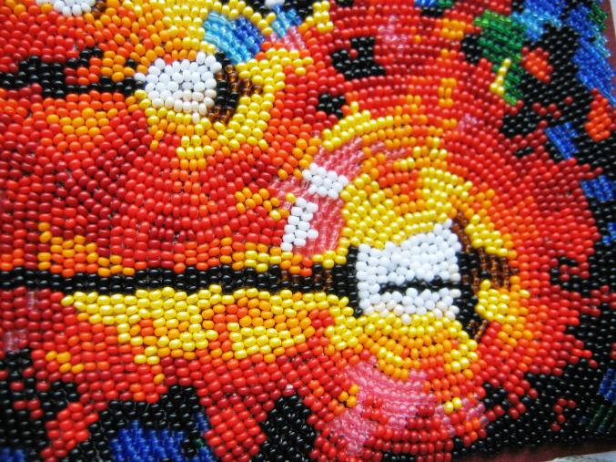 Наборы для круговой вышивки бисером