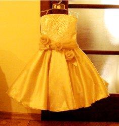 Обновить платье своими руками