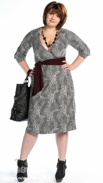 Женская Итальянская Одежда Больших Размеров