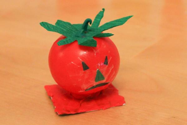 Поделки своими руками помидор 39