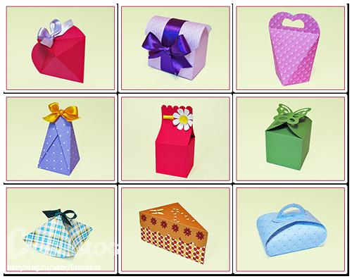 Упаковка подарка из бумаги своими руками