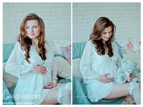 Прически на фотосессию беременность