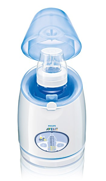 borstvoeding flessenwarmer